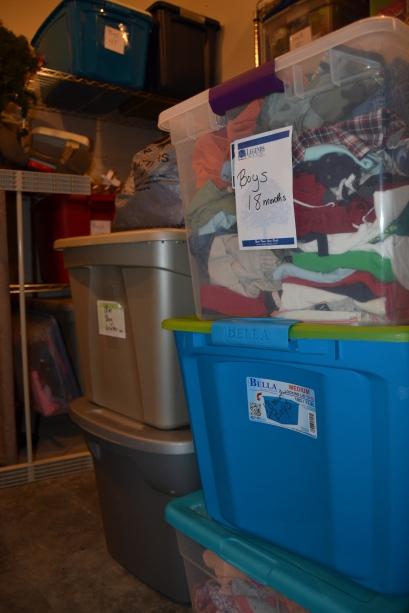 storage tubs (5)