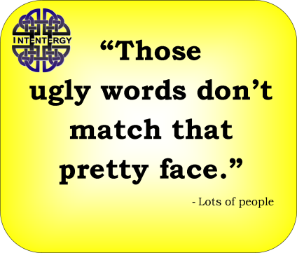 Pretty Ugly Words