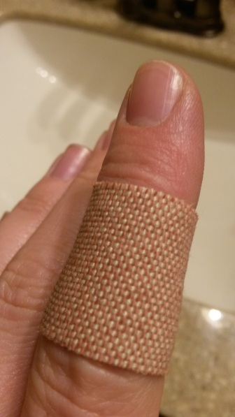 Band-aids only cover up the pain.jpg