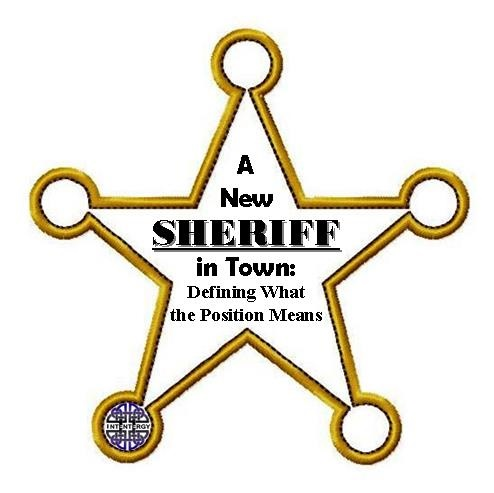 New Sheriff in Town