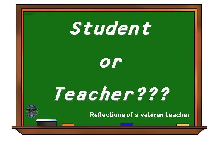 Student or Teacher