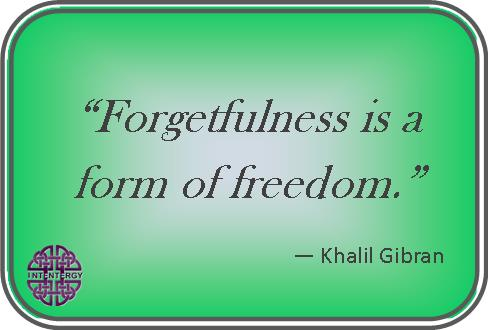 Freedom of Forgetfulness