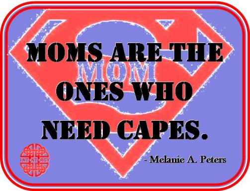 Moms with Capes