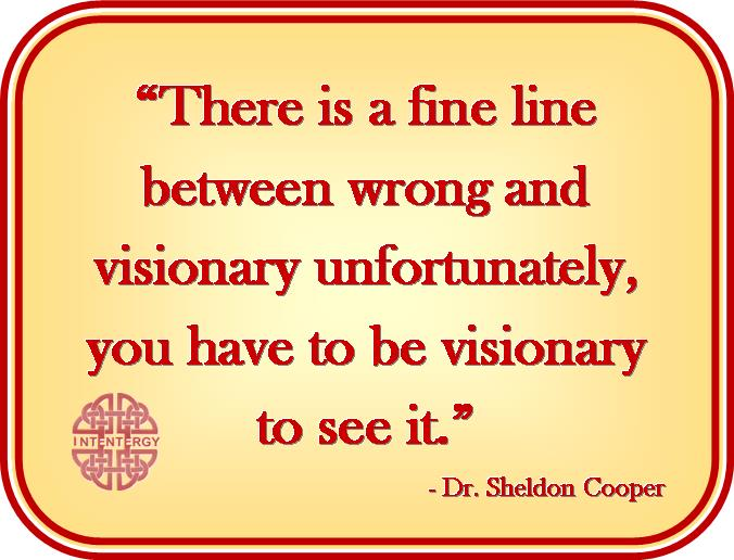 Visionary Wrongness