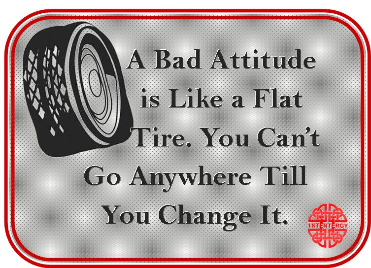 A Flat Attitude