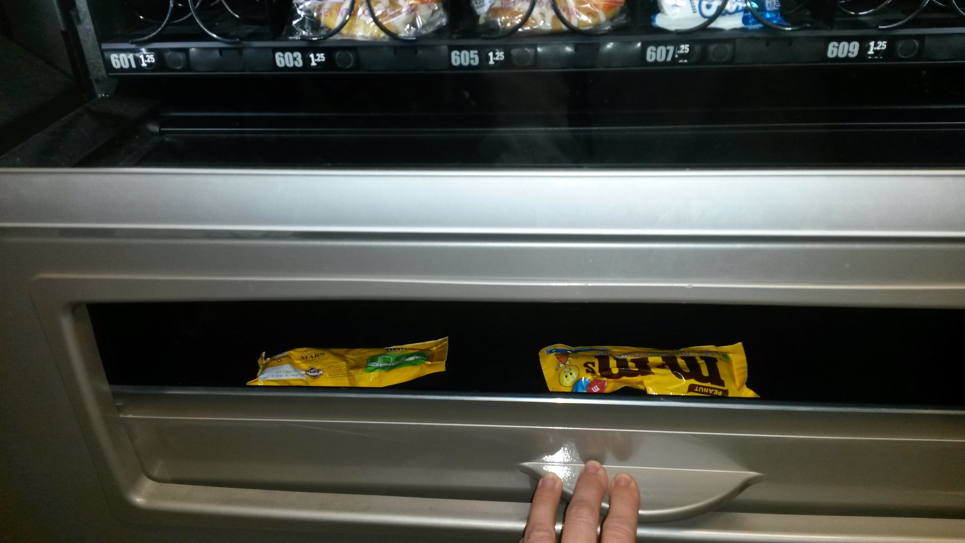 Vending Machine Jackpot