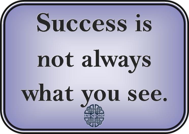 Unseen Success