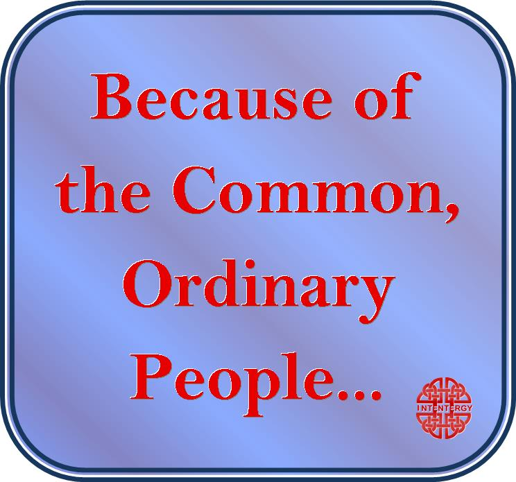 Because of the common ordinary
