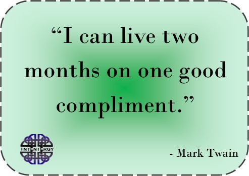 Compliments - Twain