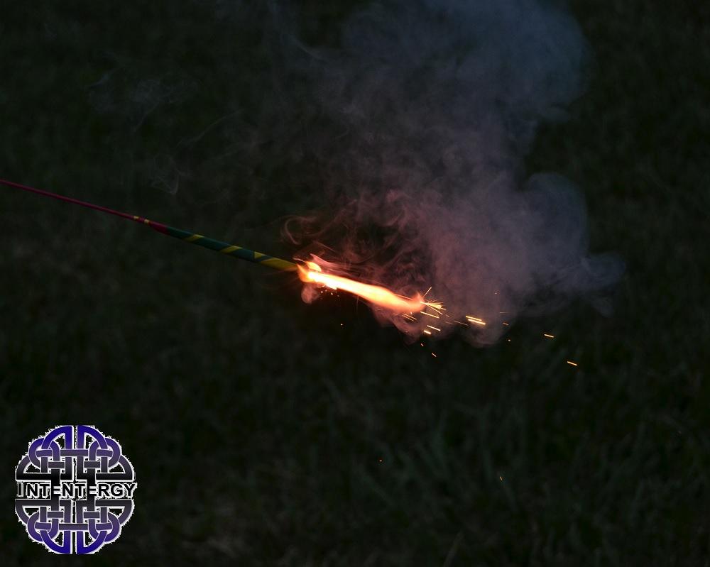 Fireworks Time