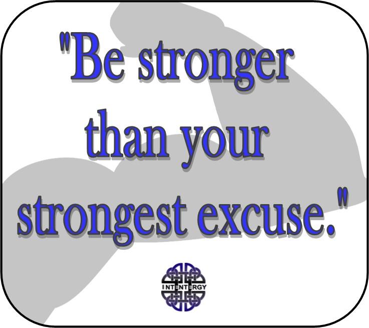 Strongest Excuse