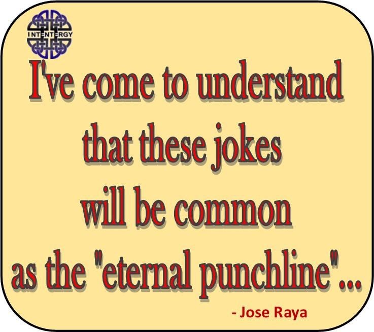 Eternal Punchline