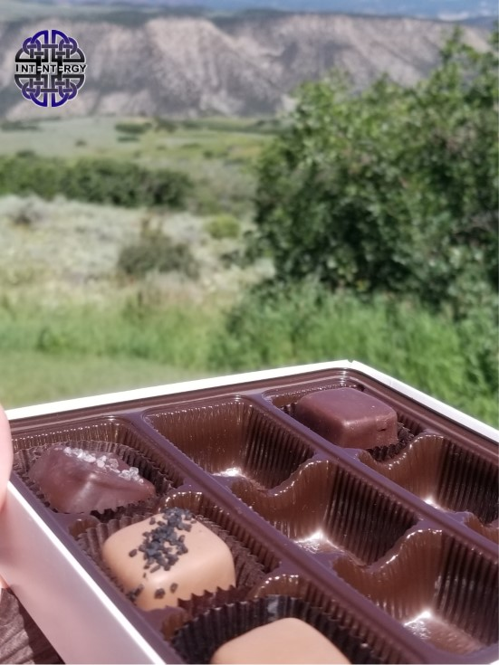 mountaintop chocolates